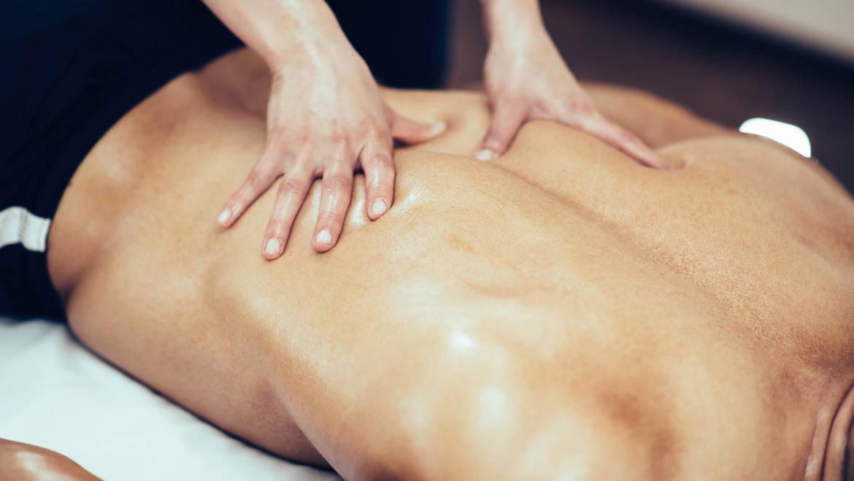 Le massage sportif : préparation et récupération
