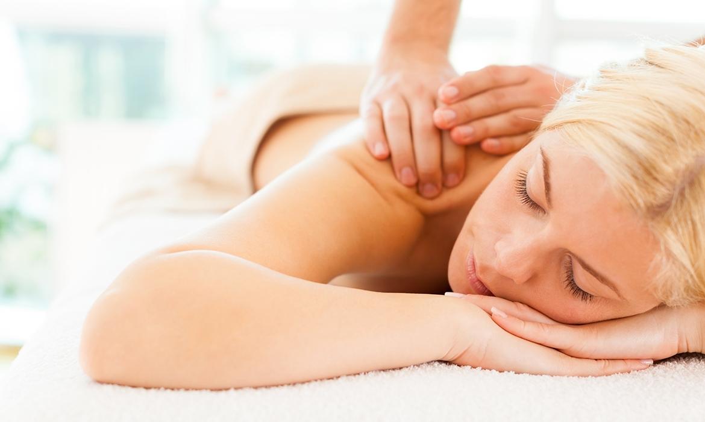 Massage relaxant bien-être